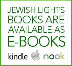 Jewish Lights Ebooks